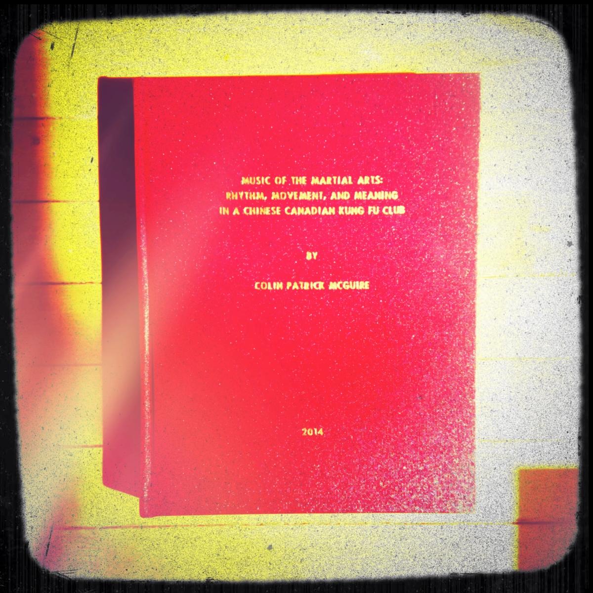 Phd thesis music