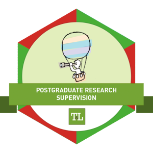 Postgraduate Supervision Digital Badge